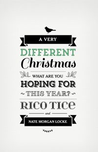 A Very Different Christmas book cover